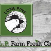 LP Farm Fresh Chicken logo
