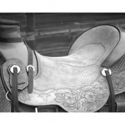 LazyM saddle