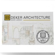 Deker Architecture-Business stamp